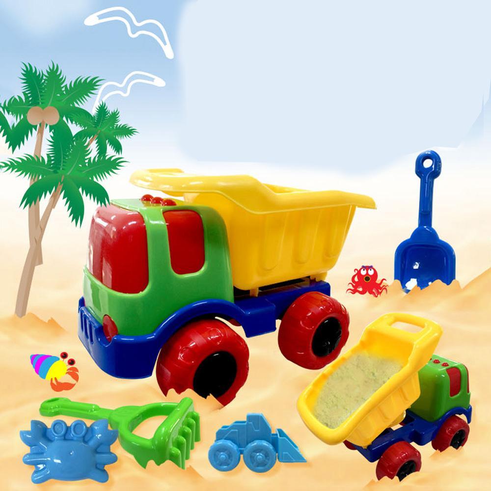 선물 유아 장난감 완구 대형트럭 모래놀이 어린이날 유아원 장난감 2살장난감 3살장난감 4살장난감