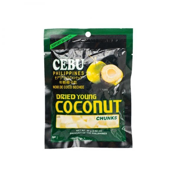 건코코넛 80g 세부 동남아시아 건코코넛 세부건망고 세부건코코넛 필리핀코코넛 수입과자