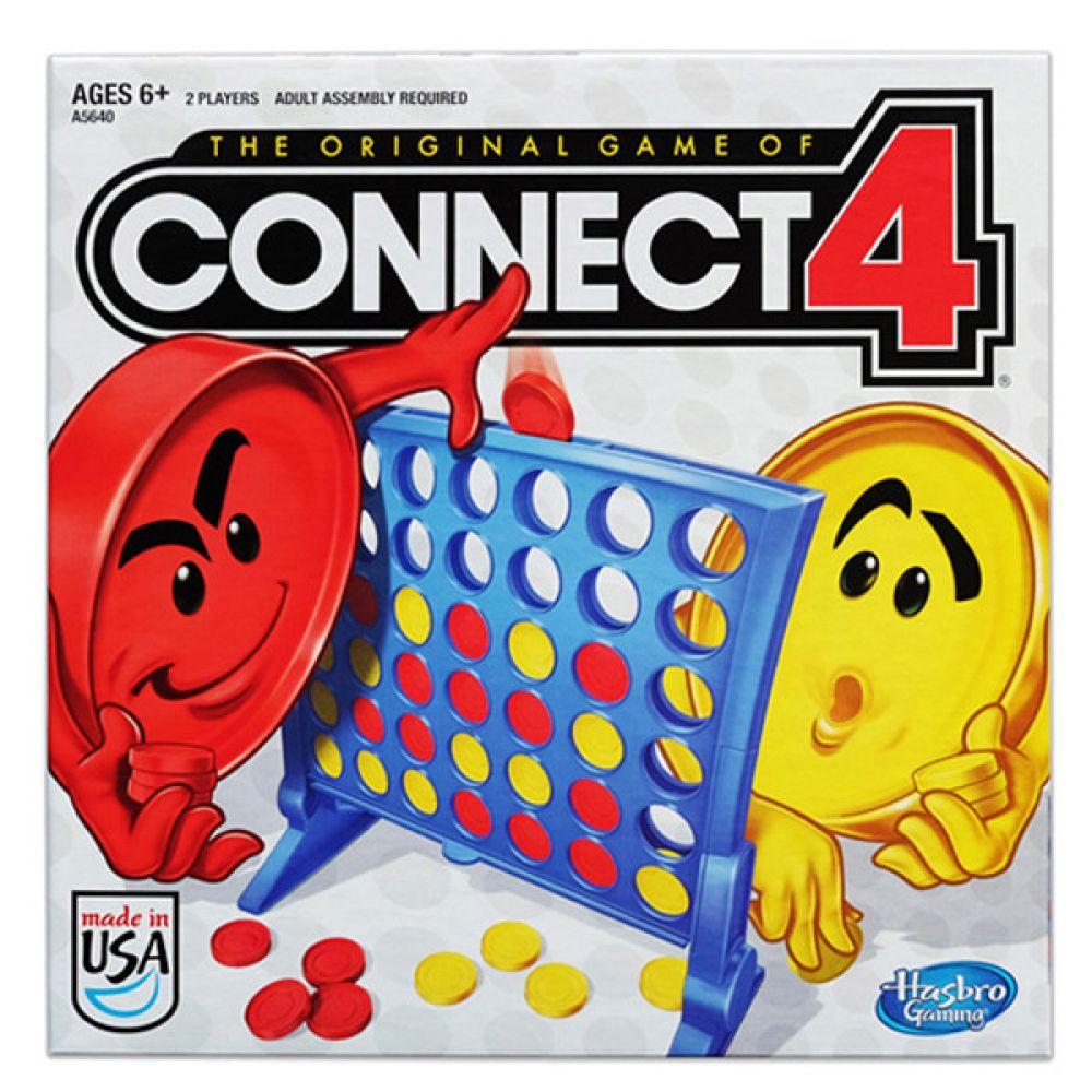 커넥트 4 A5640 게임 보드게임장난감 테이블게임 보드게임장난감 보드게임 테이블게임 장난감 게임