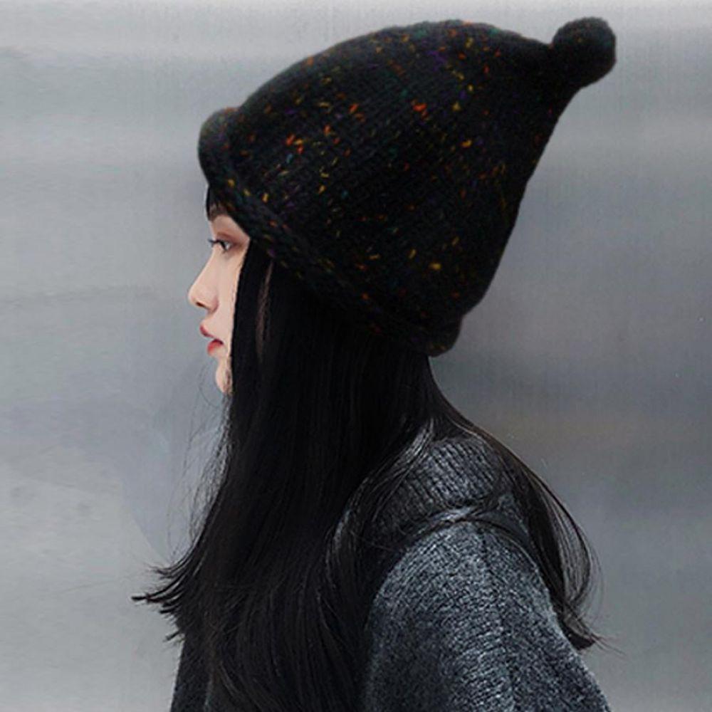 빅사이즈 꼬깔 비니 겨울 여성 기모 패션 방한 모자 털모자 여성겨울모자 여성패션모자 여성비니모자 방울비니 겨울여자모자 귀달이모자 여성방한모자 여성니트모자 겨울털모자