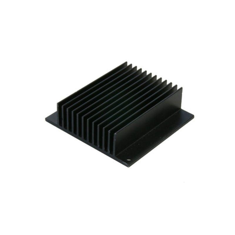 소형 알루미늄 방열판 DIY 다용도 히트싱크 545215B 쿨러 히트싱크 알루미늄방열판 방열판 히트파이프 다용도방열판 히트파이프용 구리파이프
