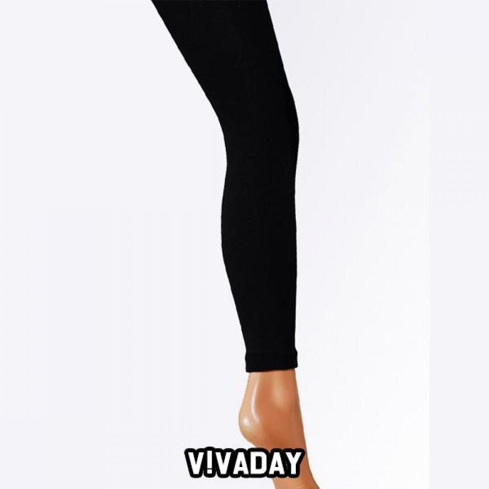 VIVADAY-SC192 검정색 여성 무발 타이즈 스타킹 레깅스 팬티스타킹 치마 겨울 가을 원피스 판타롱스타킹 밴드스타킹 발목스타킹