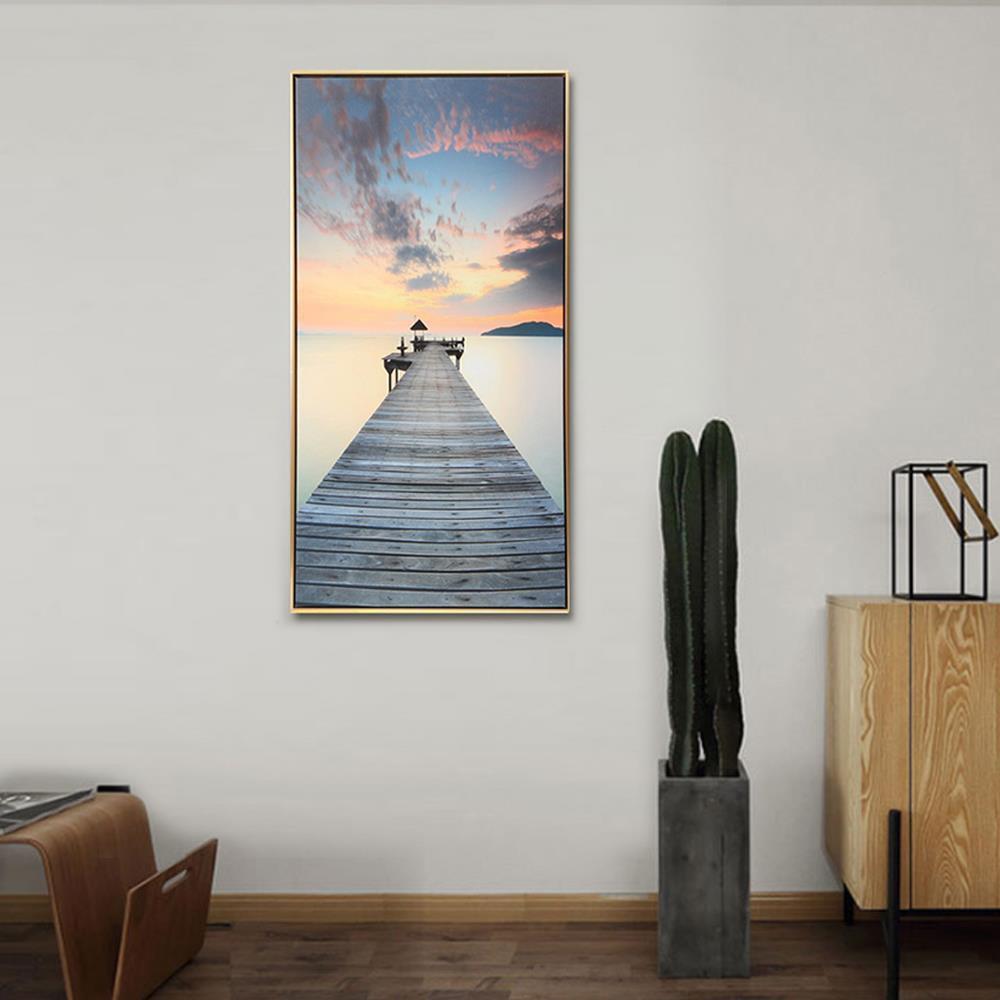 그림액자 캔버스 벽걸이액자 개업선물 바다와다리 명화액자 집들이선물 캔버스액자 그림액자 인테리어액자