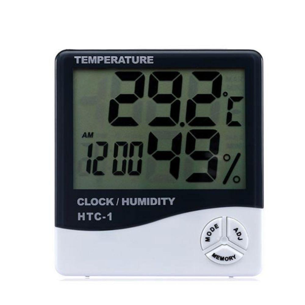 탁상 벽걸이용 디지털 온습도계 온도계 디지털온도 디지털습도 습도계 온습도센서 온도계 디지털온도
