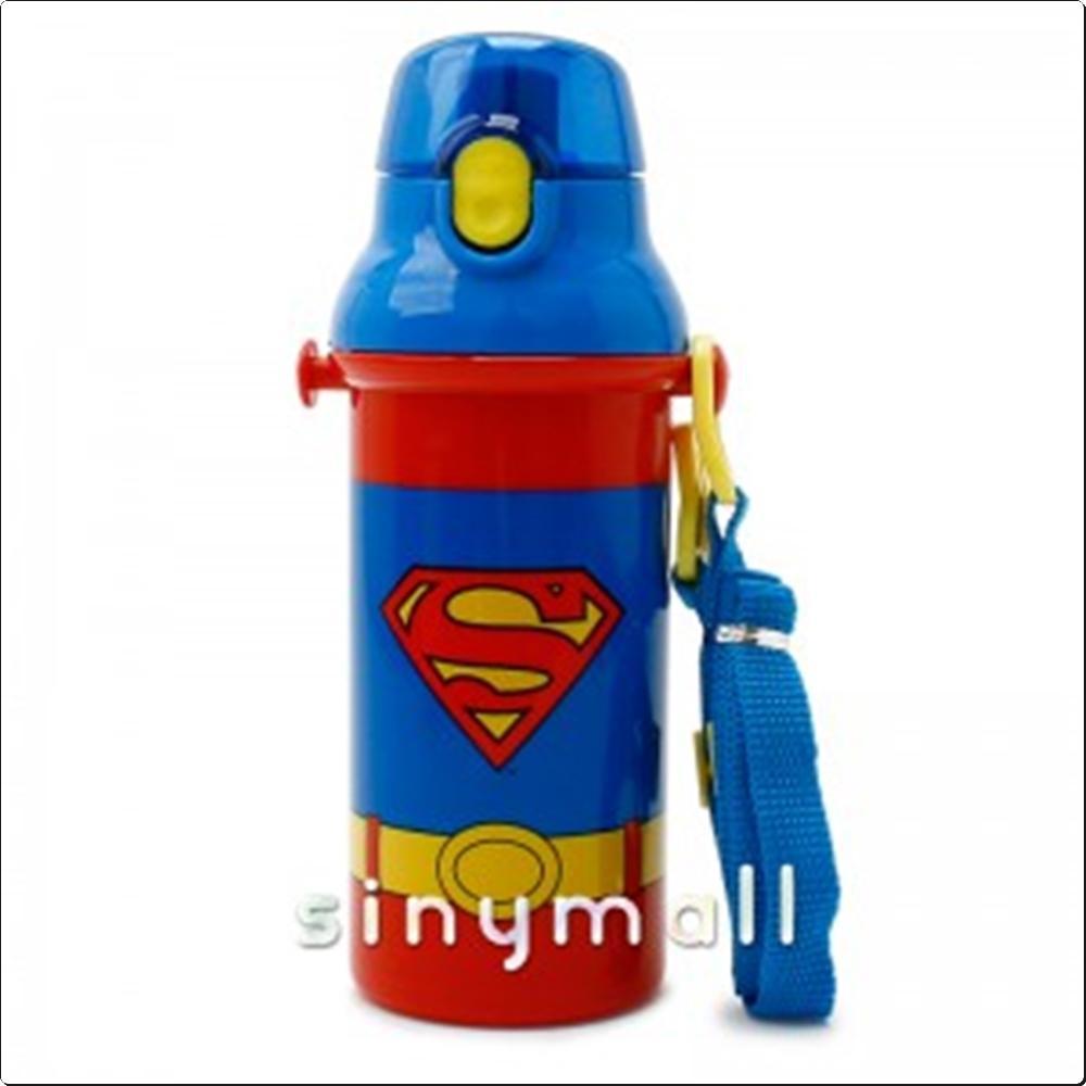 슈퍼맨15 원터치 물통 480ml(일)(287152) 캐릭터 캐릭터상품 생활잡화 잡화 유아용품