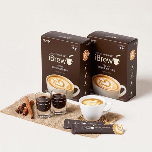 아이브루 에티오피아 예가체프 라떼 더블샷 커피 14g 30개입