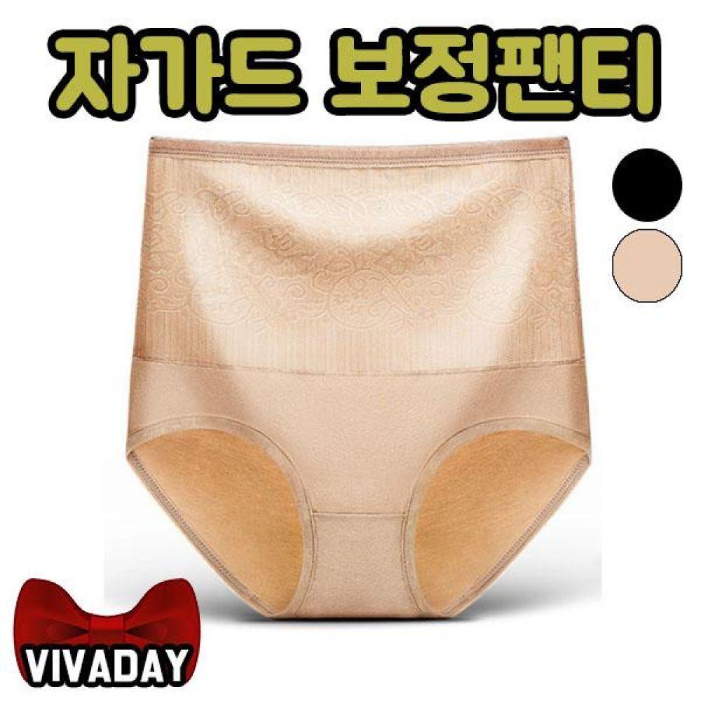 VIVA-O364 하이웨이스트자가드 보정팬티 팬티 여성팬티 여자팬티 언더웨어 여성속옷 여자속옷 드로즈 여자드로즈 여성드로즈