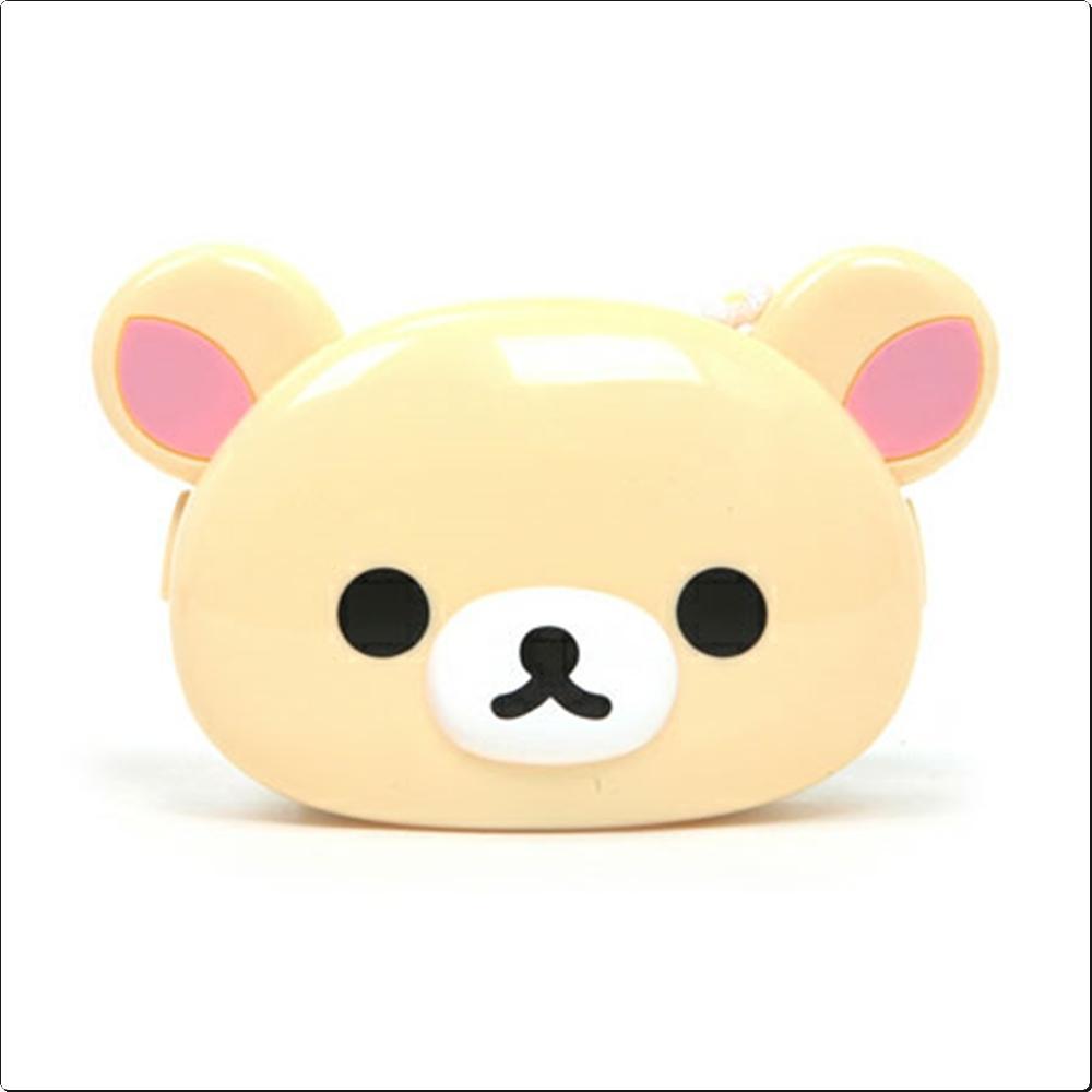 코리락쿠마 미니선풍기(아이보리)(361015) 캐릭터 캐릭터상품 생활잡화 잡화 유아용품