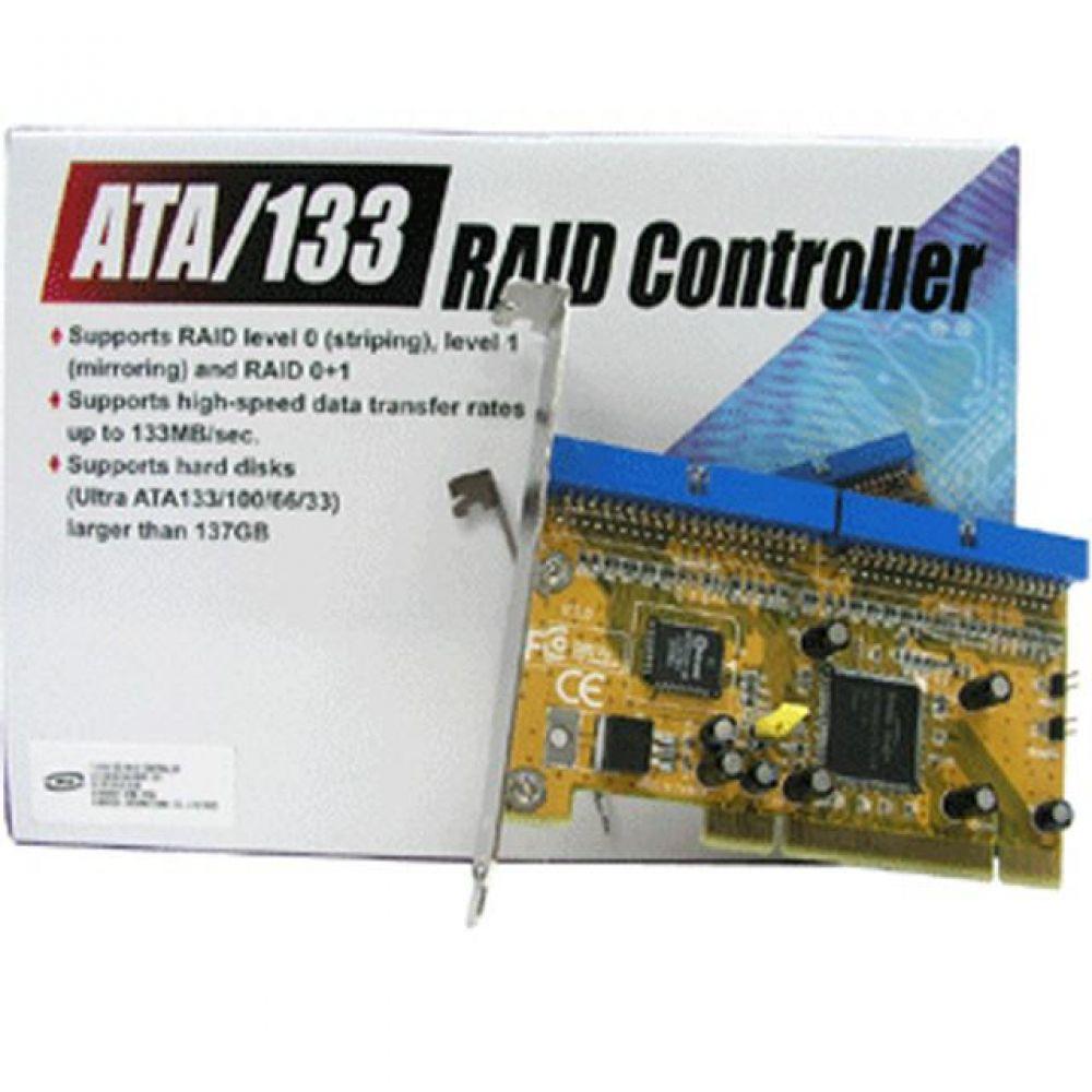 RAID CARD ATA 133 시리얼 패러렐 SCSI 컴퓨터용품 PC용품 컴퓨터악세사리 컴퓨터주변용품 네트워크용품 외장하드연결 외장하드랙 ssd브라켓 외장하드도킹스테이션 hdd