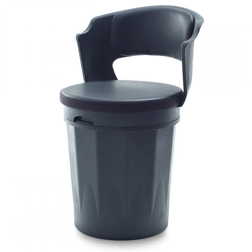 마크 다용도 드럼 수납 스툴(등받이형) 의자 사무의자 공부의자 회사의자 새학기의자 업무의자카페의자 인테리어의자 카페체어 인테리어체어 체어