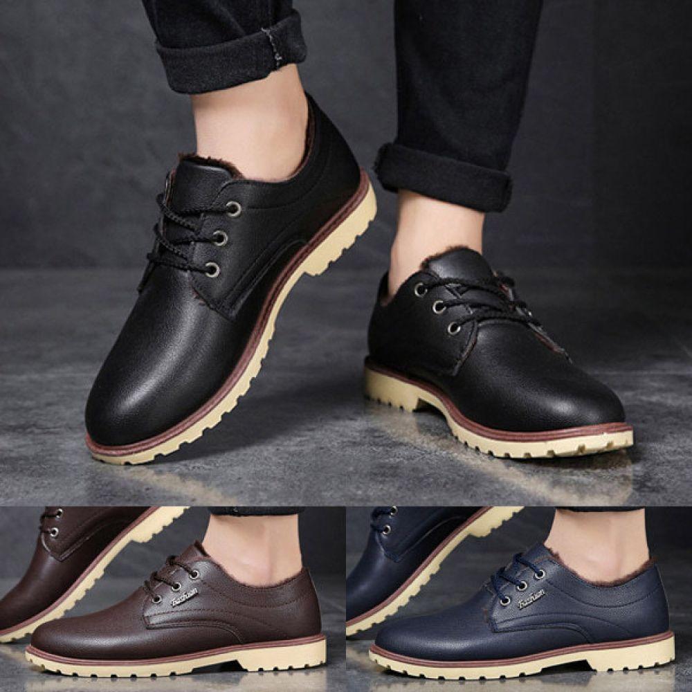 남자신발 겨울신발 방한화 모카신 겨울로퍼 털로퍼 AL515 겨울신발 털신 남자겨울신발 방한화 모카신