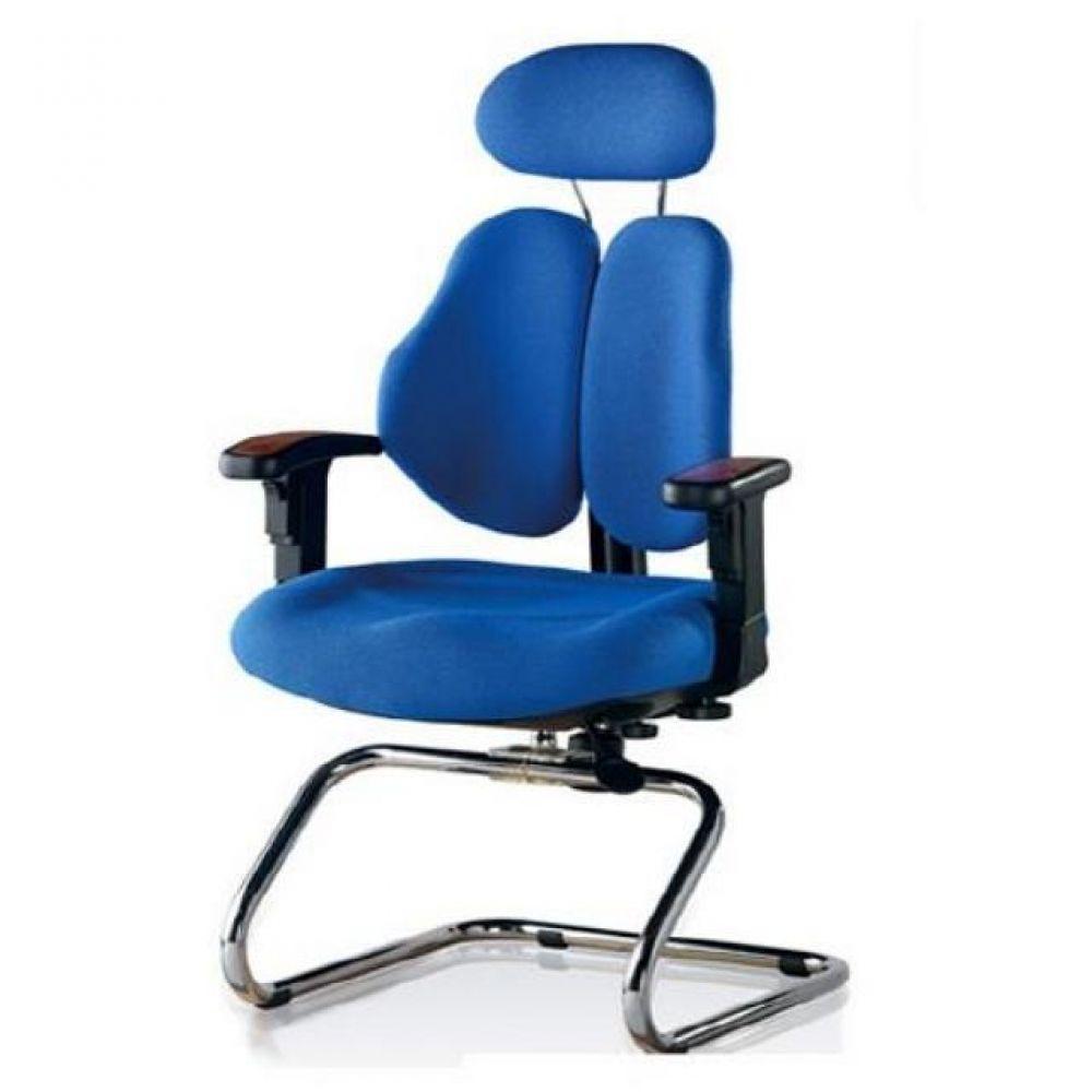 회의용 고정의자 휴보(대)(올쿠션) 520-PS505 사무실의자 컴퓨터의자 공부의자 책상의자 학생의자 등받이의자 바퀴의자 중역의자 사무의자 사무용의자