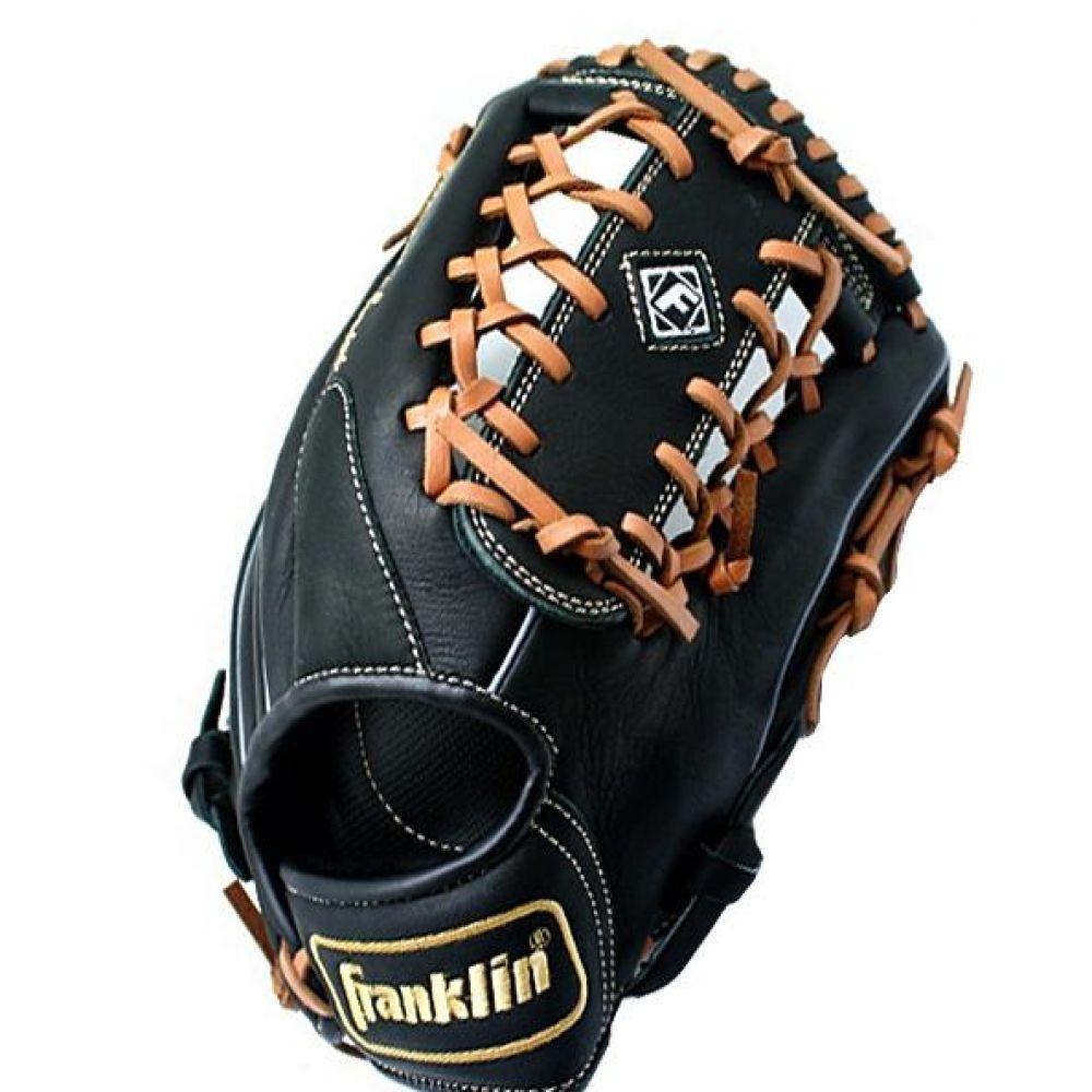 우투용 프랭클린 올라운드 투수글러브 블랙 800g 야구용품 야구글러브 투수글러브 우완투수글러브 가죽글러브 좌투수글러브 프랭클린야구글러브