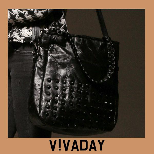 VAG370 스터드고급숄더백 백팩 패션가방 숄더백 토트백 크로스백 데일리백팩 데일리크로스백 데일리숄더백 여성가방 여자가방 클러치