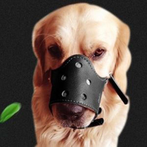 고급스러운 애견입마개 XL 짖음방지 대형견짖음방지 짖음방지입마개 강아지입마개 반려견입마개 대형견입마개 개입마개