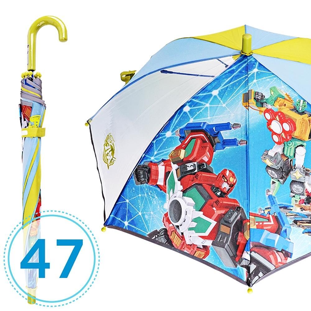 헬로카봇7 갤럭시우산 47cm (반자동/한폭)(415680) 잡화 생활잡화 캐릭터 캐릭터상품 생활용품