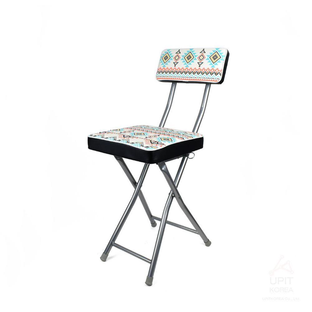 사각 쿠션 등받이 의자(인디언)_1457 생활용품 가정잡화 집안용품 생활잡화 잡화