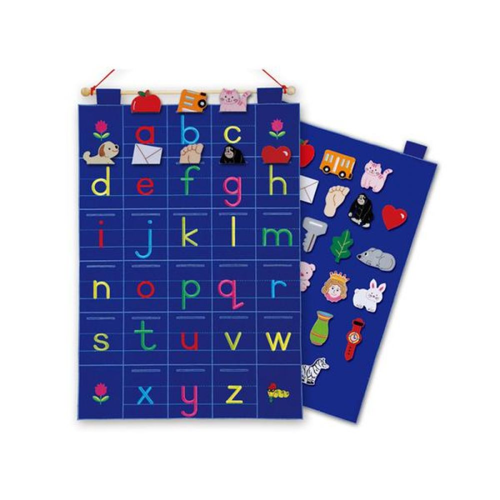 영어 소문자 포켓 차트 완구 문구 장난감 어린이 캐릭터 학습 교구 교보재 인형 선물