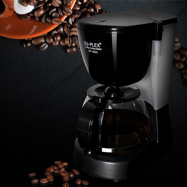몽동닷컴 듀플렉스)커피메이커 DP-505C 듀플렉스 커피메이커 커피포트 DUPLEX 커피