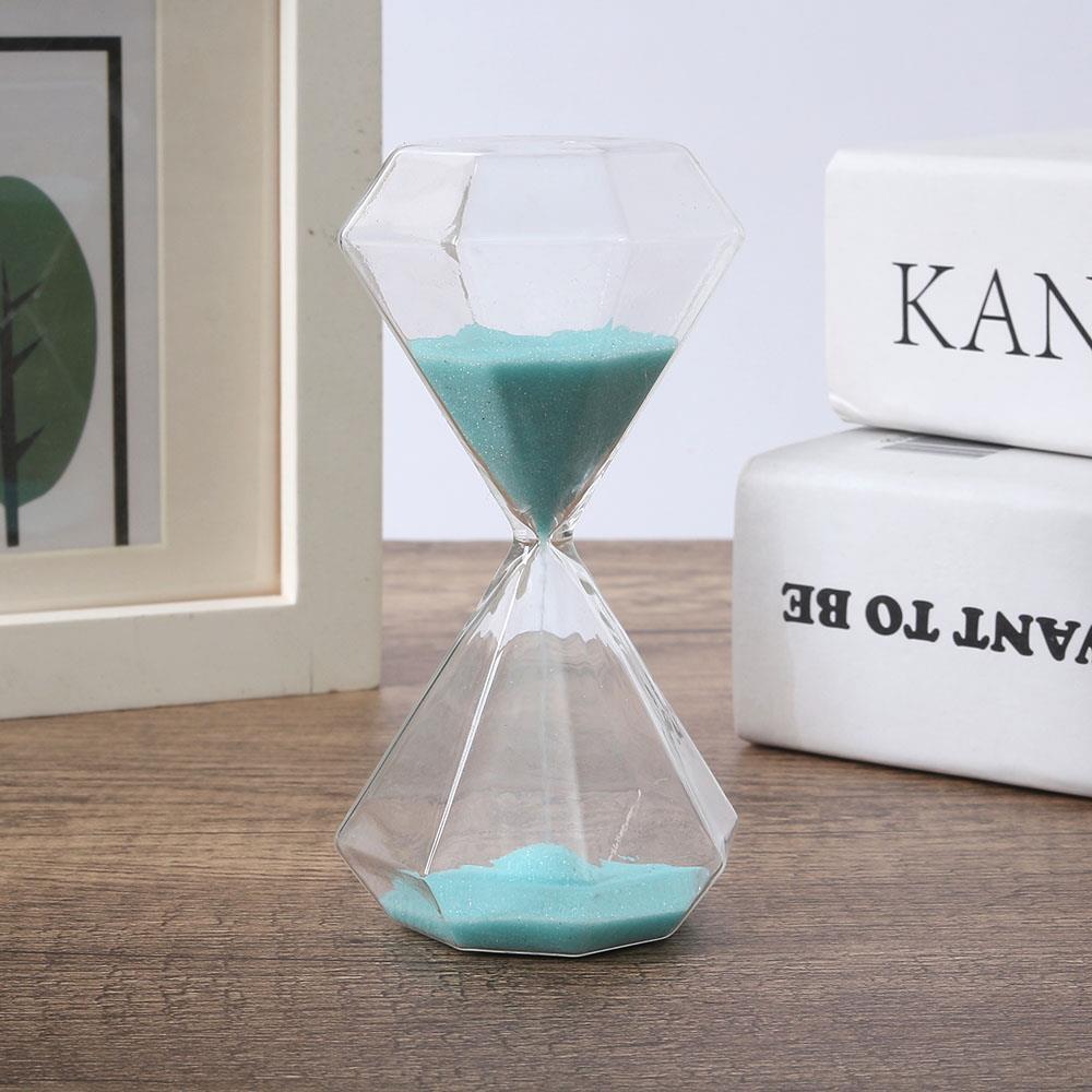 5분 유리모래시계 인테리어장식품 욕실용시계 타이머 사우나모래시계 5분모래시계 인테리어소품 욕실용시계 5분타이머