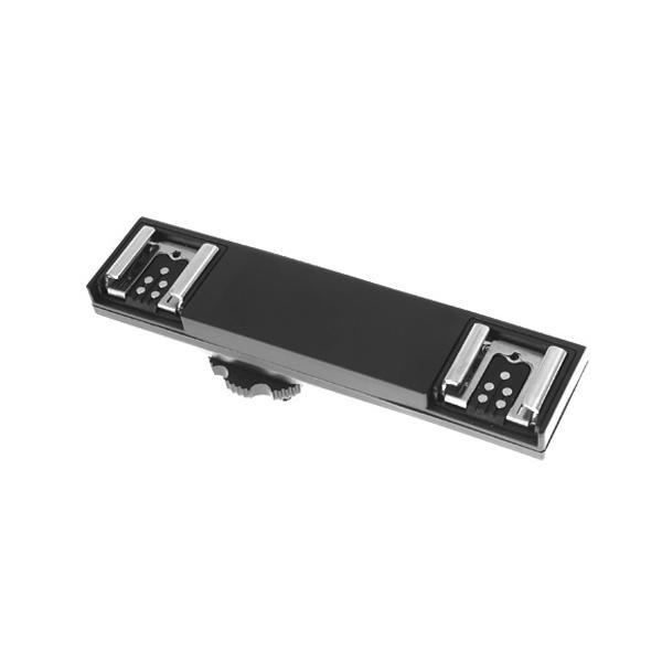 호루스벤누 TTL 핫슈브라켓 2N/니콘 듀얼플래시라이트 카메라플래시 캐논플래시 니콘플래시 소니플래시 카메라조명