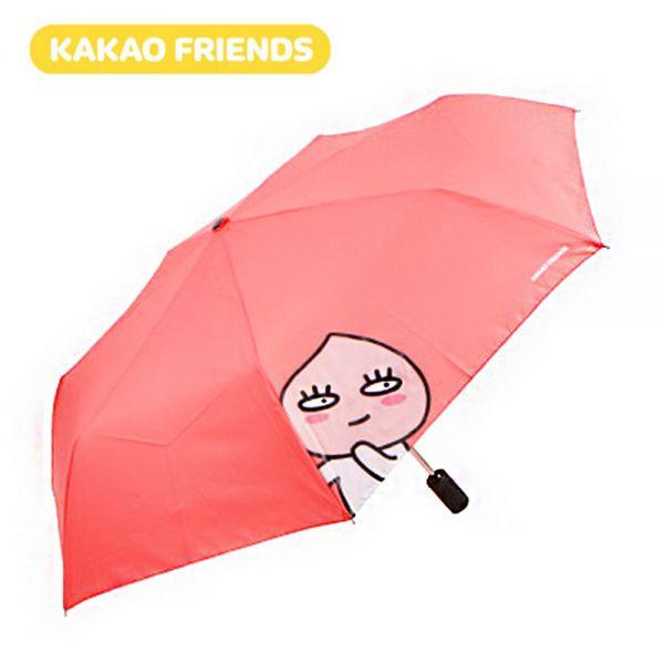 카카오프렌즈 헬로 55 완전자동우산(핑크)