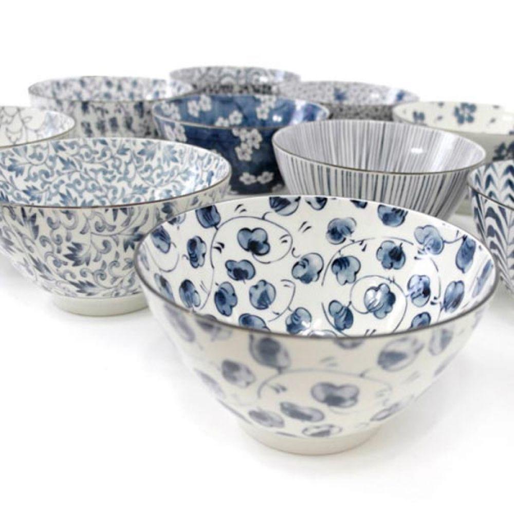 미노르 우동기 B 3P 주방용품 라면그릇 그릇 식기 라면그릇 예쁜그릇 주방용품 그릇 면기