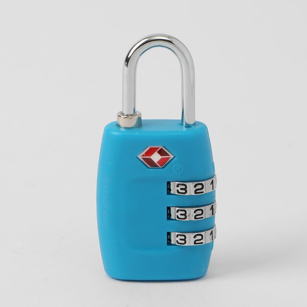 3자리 TSA자물쇠 스카이 사물함자물쇠 자전거자물쇠 TSA자물쇠 숫자열쇠 사물함자물쇠 자전거자물쇠 숫자자물쇠