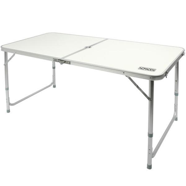 몽동닷컴 휴대용 접이식테이블 실버 테이블 접이식테이블 캠핑테이블 야외테이블 휴대용테이블