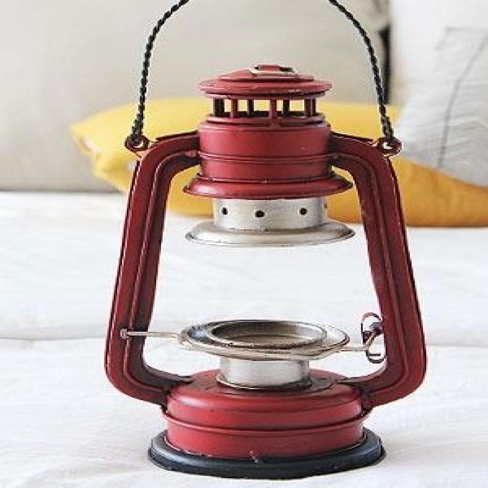 촛대 (빨강) 1416 캔들홀더 초홀더 빈티지소품 랜턴소품 랜턴장식품