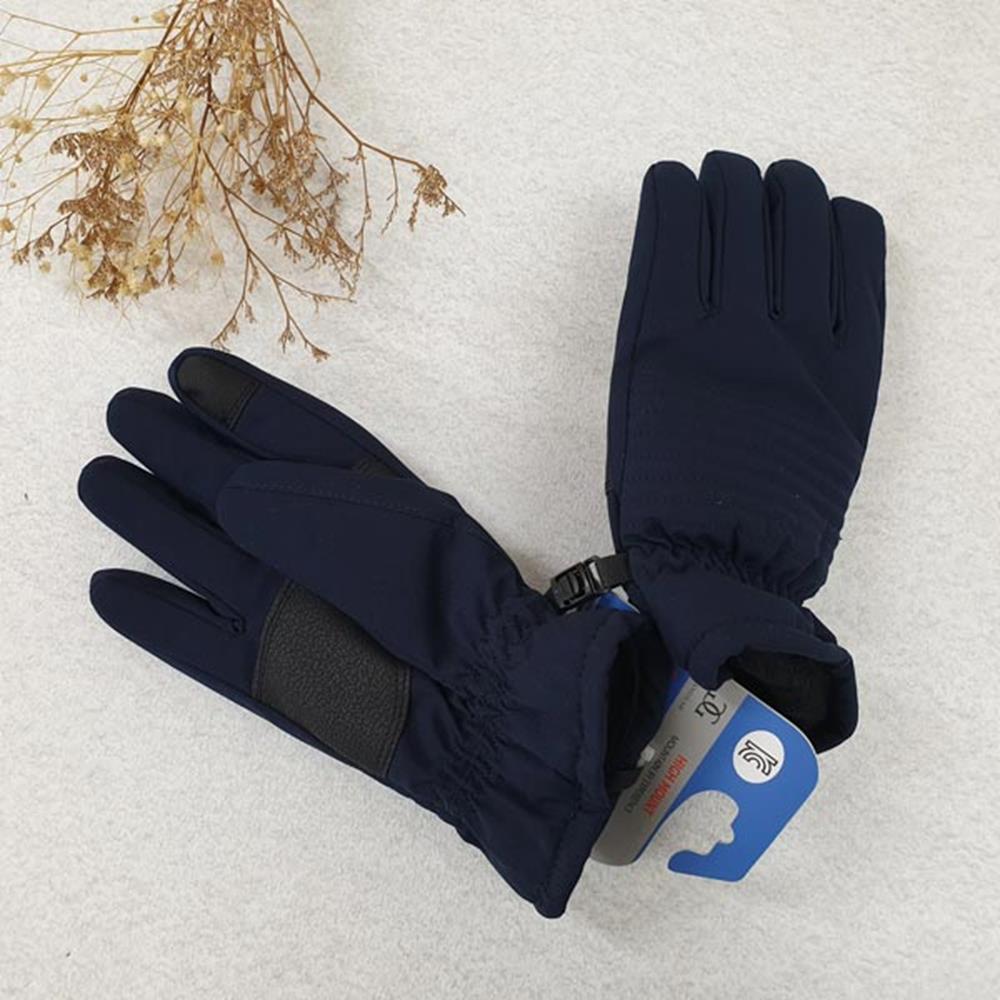 패딩장갑M 블루 스마트장갑 핸드폰터치장갑 방한장갑 스마트폰장갑 겨울장갑 스마트장갑 방한장갑 장갑