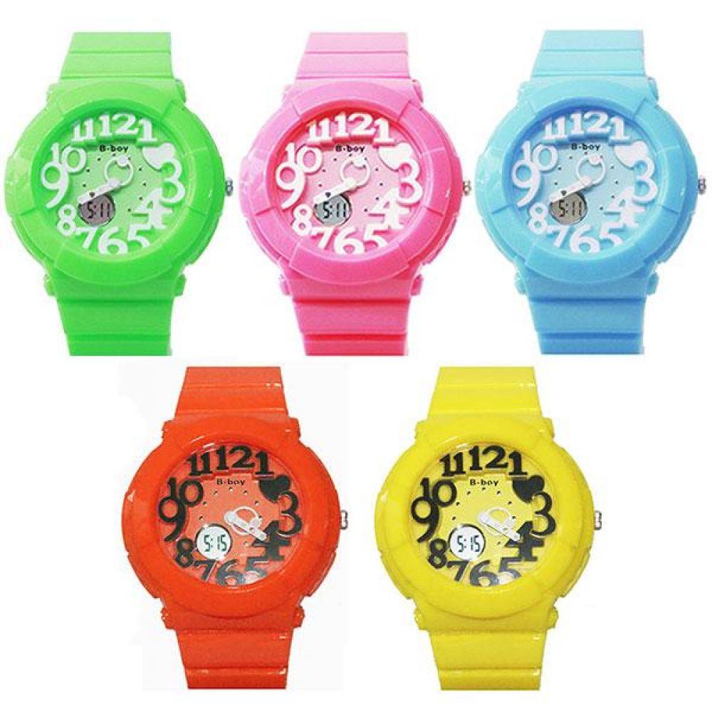 B-BOY 손목시계 B1006 스포츠손목시계 방수손목시계 군인시계 군용손목시계 군인손목시계