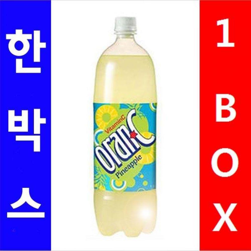 동아)오란씨 (파인) 1.5L 1박스(12병) 대량 도매 대량판매 세일 판매