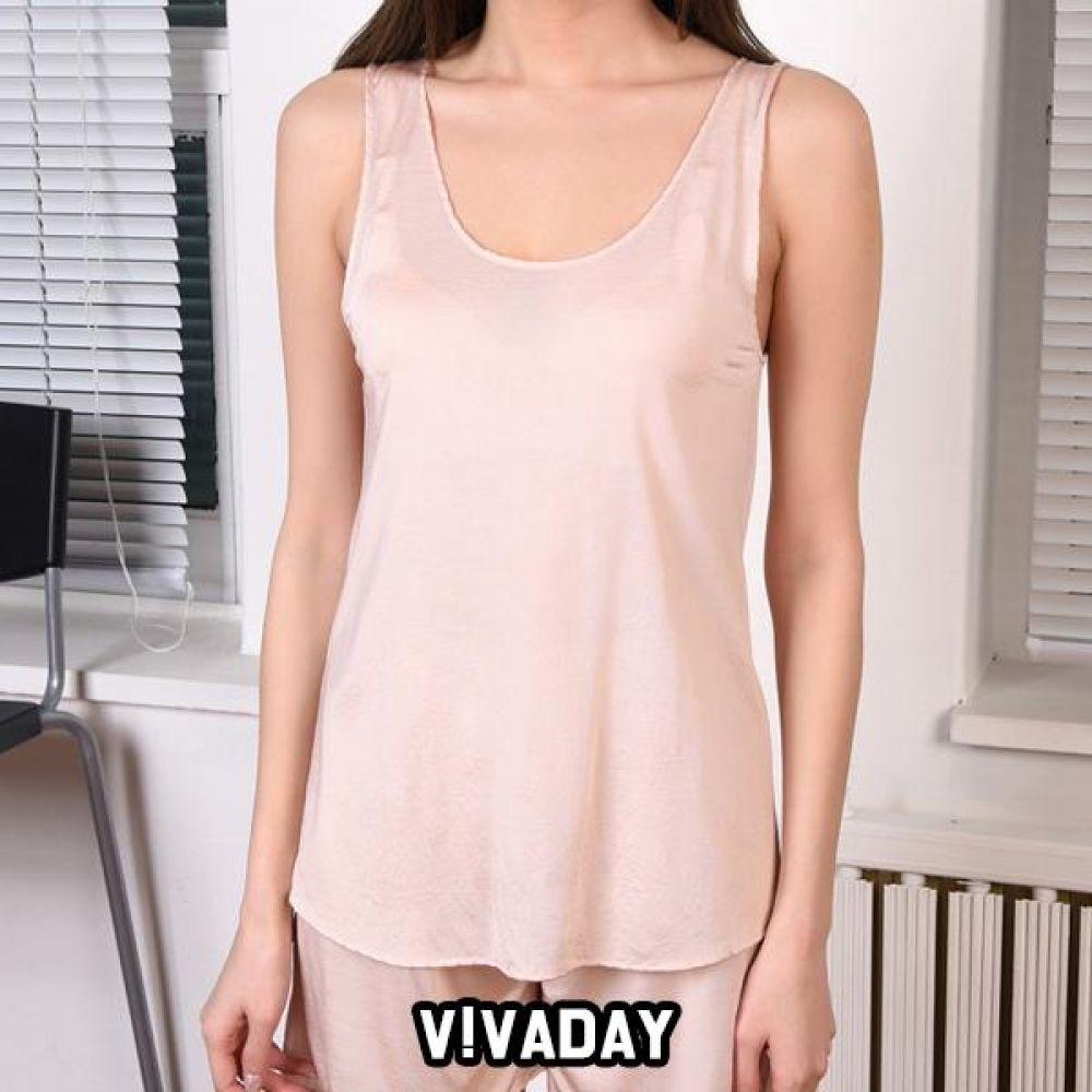 VIVADAY-SC315 민자 런닝나시 팬티 속바지 트렁크 속치마 속옷 여성속옷 남성속옷 런닝 나시 반팔