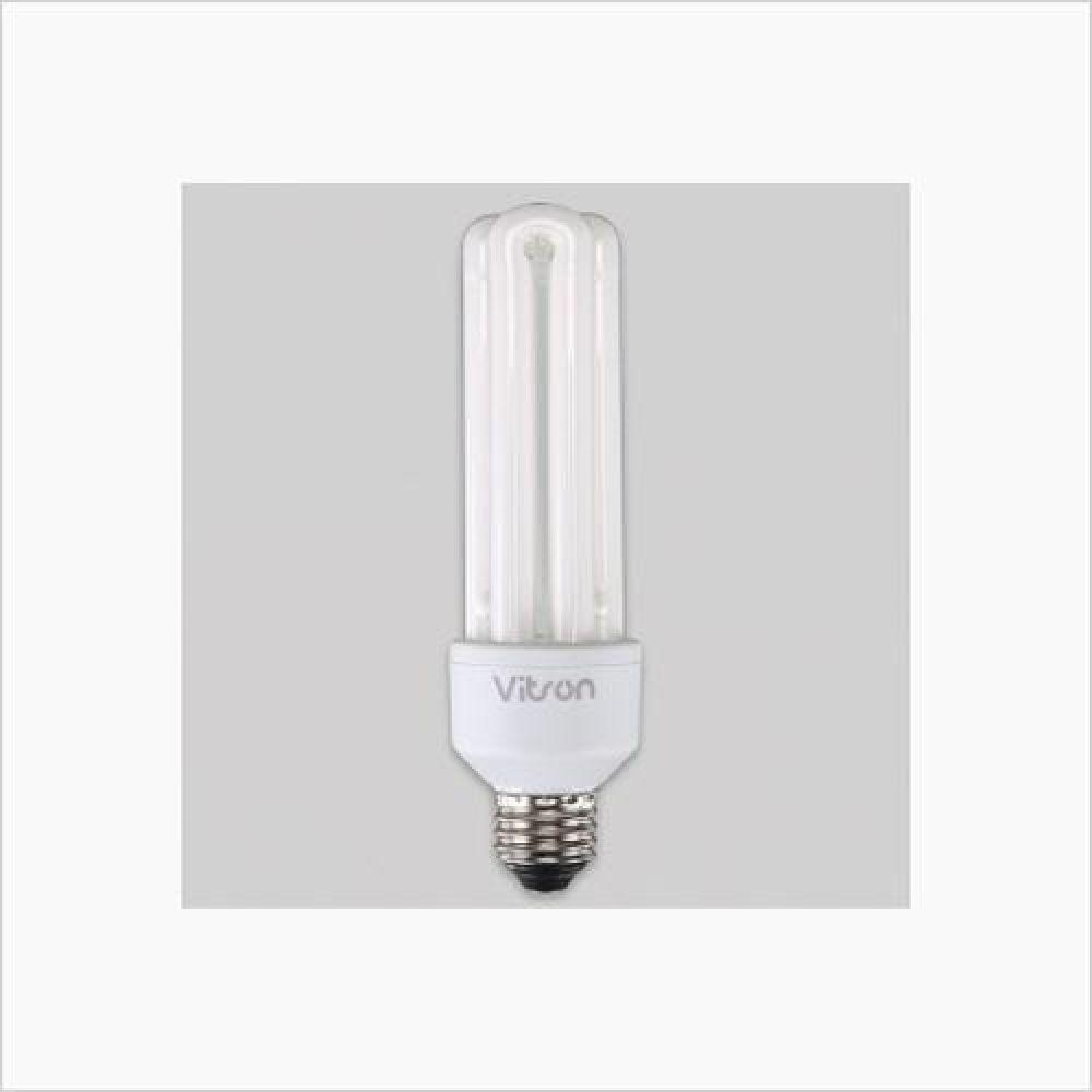 인테리어 조명용품 비츠온 EL램프 25W 주광색 철물용품 인테리어조명 홈조명 매장조명 삼파장램프 램프 일반램프 EL램프 PL램프