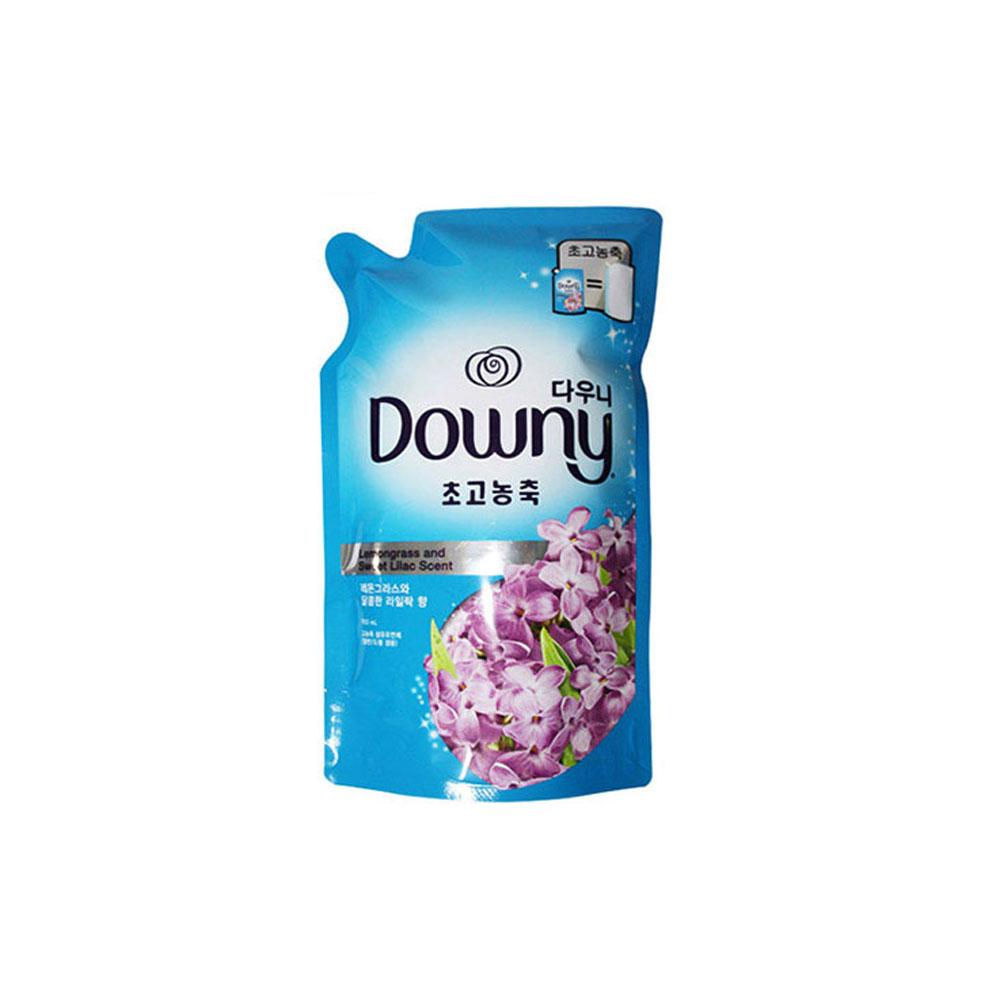 다우니 섬유유연제 700ml 리필 빨래 세탁세제 액체세탁세제 세탁세제일반용 세탁세제드럼용 액체세제 가루세제