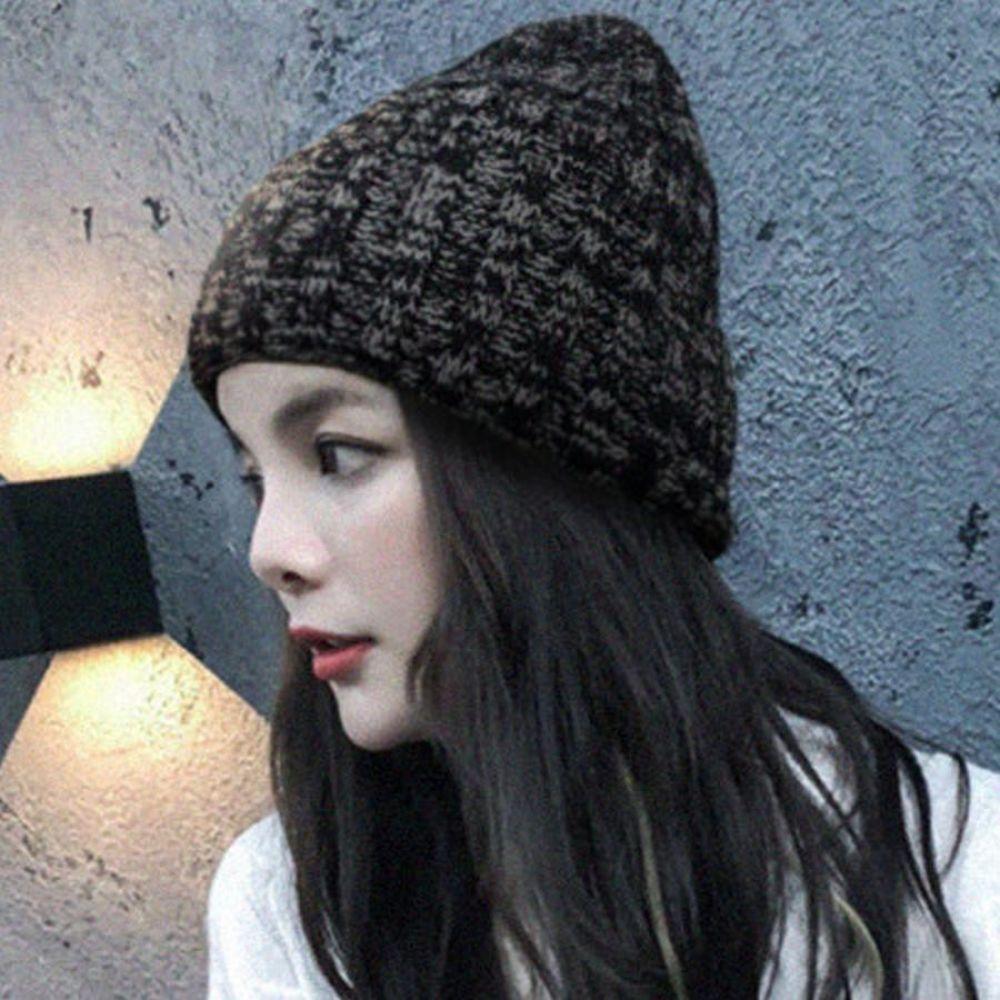 빈티지 비니 겨울 여성 기모 패션 방한 모자 니트 털모자 여성겨울모자 여성패션모자 여성비니모자 방울비니 겨울여자모자 귀달이모자 여성방한모자 여성니트모자 겨울털모자