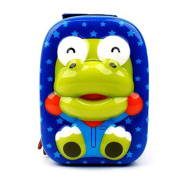 젤리 미아방지 백팩 PR0214 여행가방 블루-M 가방 아동가방 어린이보조가방 책가방 유아가방