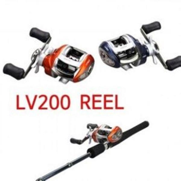LV200 LV201 고급베이트릴 좌우 핸들 바다낚시릴 민물낚시릴 루어릴 선상낚시릴 베스낚시릴 우럭낚시릴 원투낚시릴 베이트릴 플라잉낚시릴