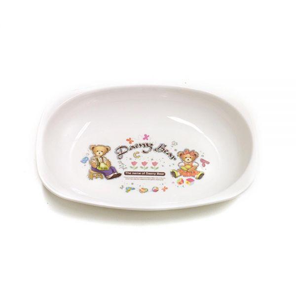 2p 타원접시1호 그릇 주방용품 유아식기 유아그릇 유아식기 유아그릇 유아접시 아동접시 캐릭터접시