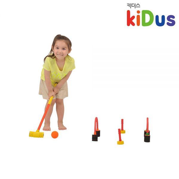 [키더스] 소프트 게이트볼 유아체육 골프 뉴스포츠 당구 대근육 소근육