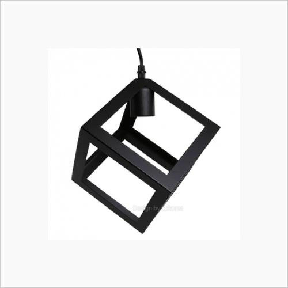 인테리어 홈조명 1구 벤다 큐브링 천장조명 블랙 철물용품 인테리어조명 홈조명 주방등 거실등 실내등 램프 팬던트조명 센서등 천장조명