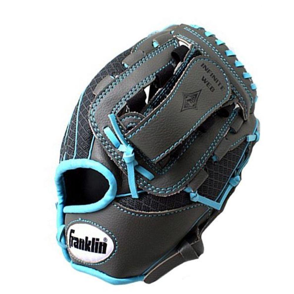 프랭클린 유소년 인피니트 야구글러브 블랙 990g 야구용품 야구글러브 유소년글러브 티볼글러브 유소년티볼글러브 어린이티볼글러브