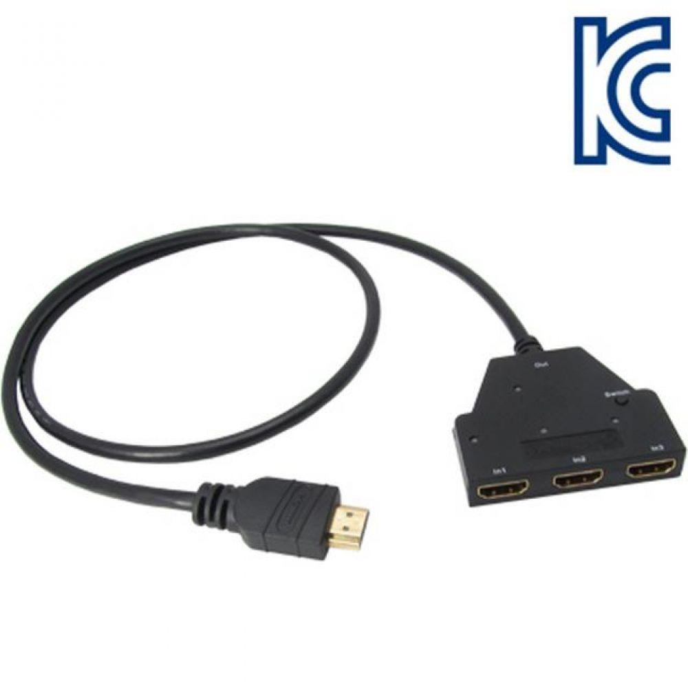 넷메이트 초소형 HDMI 31 선택기 컴퓨터용품 PC용품 컴퓨터악세사리 컴퓨터주변용품 네트워크용품 사운드분배기 모니터선 hdmi셀렉터 스피커잭 옥스케이블 hdmi스위치 hdmi컨버터 rgb분배기 rca케이블 av케이블