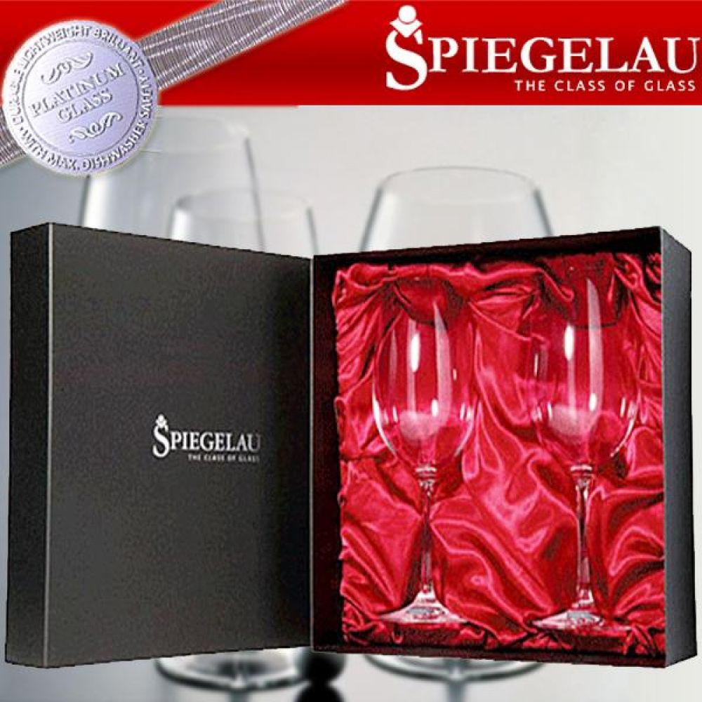 독일 슈피겔라우 비노비노 보르도 플래티늄 크리스탈 와인글라스 2p 선물세트 포도주 병따개 글래스 와인잔 레드와인
