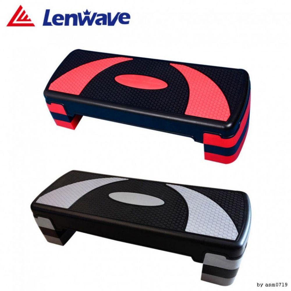 런웨이브 NEW 빅사이즈 스텝박스 에어로빅 계단운동 스텝박스 스텝 계단운동 요가용품 헬스용품 계단