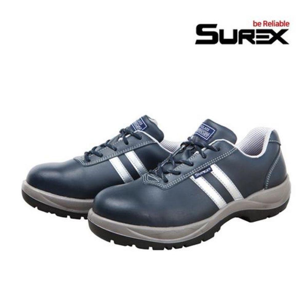 슈렉스 SR-440 절연화 4in 경작업용 중단화 안전화 안전화 SUREX 슈렉스 단화 가죽안전화 작업화 현장화