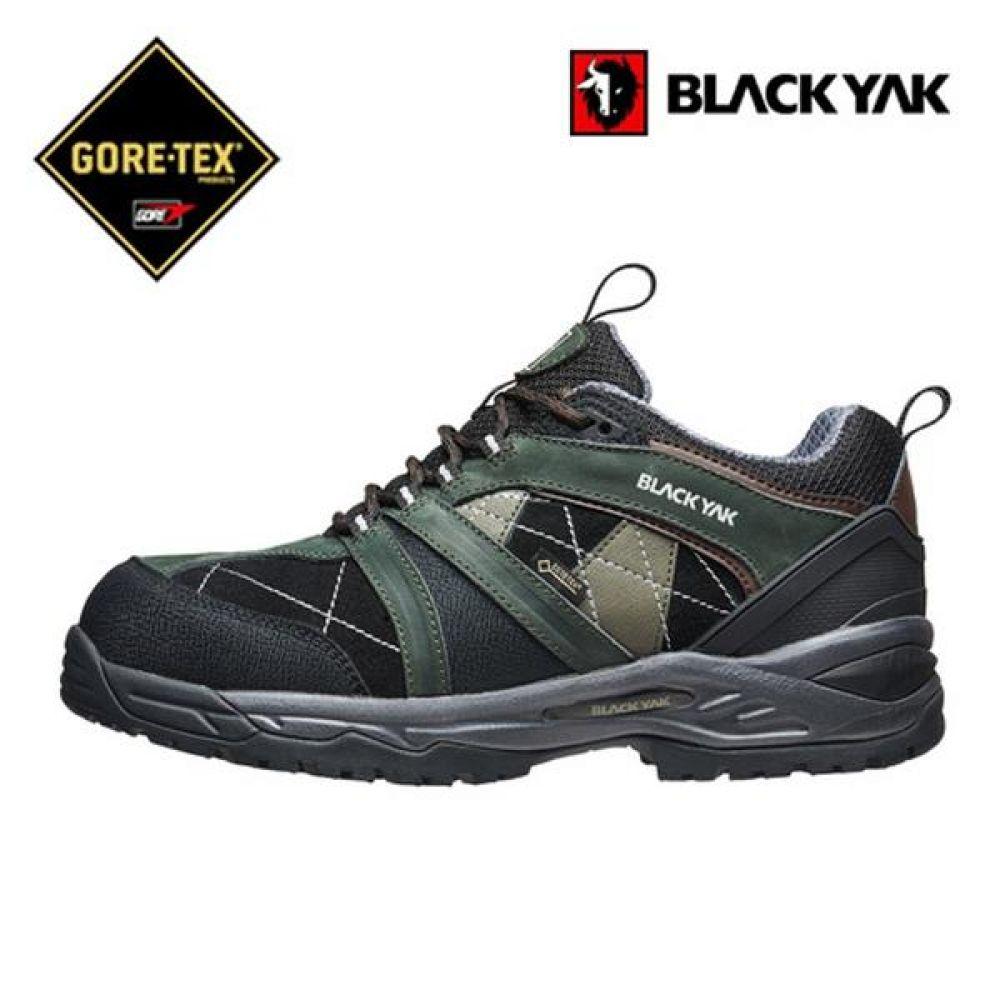 블랙야크 YAK-404 절연화 4in 보통작업용 단화 안전화 안전화 BLACKYAK 블랙야크 고어텍스 GORETEX 작업화 현장화