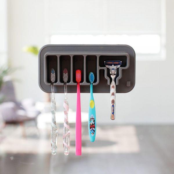 흡착 실리콘 칫솔걸이 욕실용품 욕실소품 아이디어상품 칫솔꽂이 칫솔홀더 칫솔걸이 칫솔거치대 실리콘칫솔걸이 면도기걸이 면도기거치대