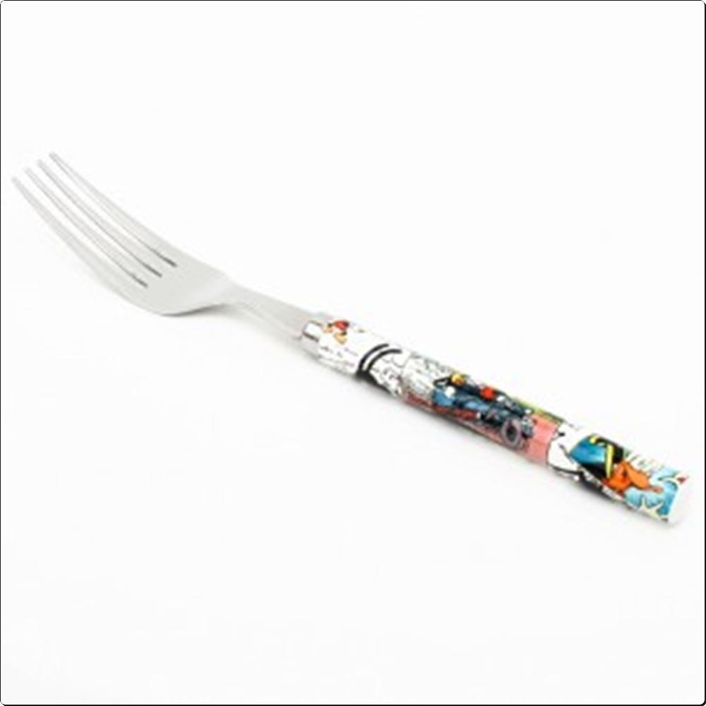 미키마우스 테이블 포크(일)(275234) 캐릭터 캐릭터상품 생활잡화 잡화 유아용품